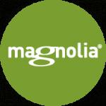 Logo von magnolia für den CELUM Konnektor zu magnolia
