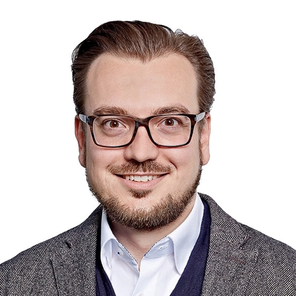 Headshot of Michael Sahlender
