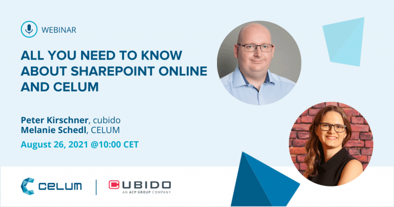 SharePoint online Webinar introducing the speakers