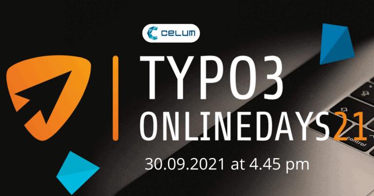 TYPO3 Online Days 2021